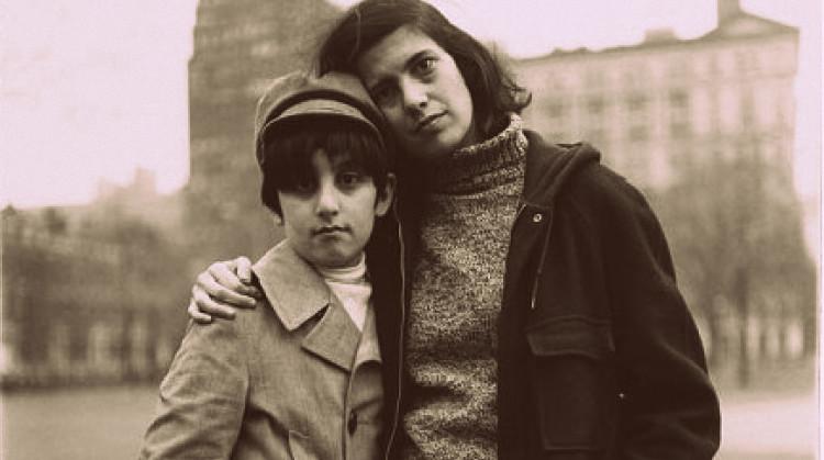 سوزان ساتاگ و پسرش