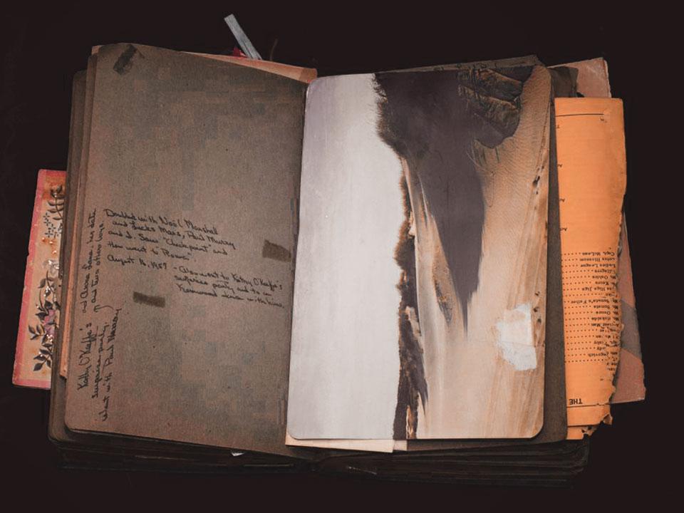 خاطره نویسی زندگی را از نو میآفریند