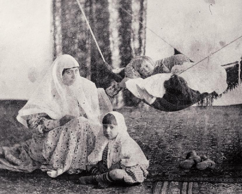 لالایت میکنم، خوابت نمیاد   نگاهی به ساختار روایت در لالاییهای ایرانی