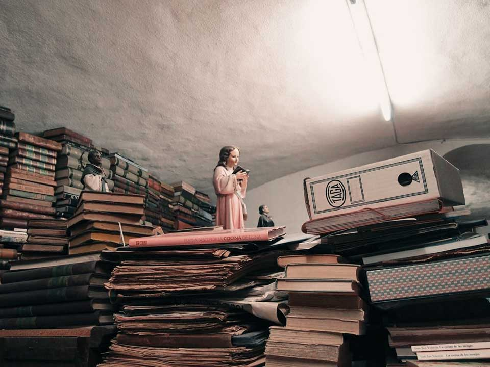 بُرد همیشه از آن زندگیست | قهرمانها و عادیها در کتابفروشی