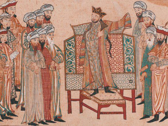 روایت در تاریخ بیهقی راوی
