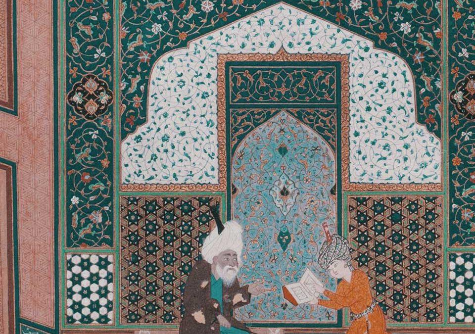 فراز و فرود روایت در زبان فارسی