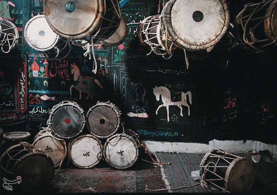 پاتیلها را لت میزنم   روایت احسان عبدیپور از مناسک عاشورا در بوشهر